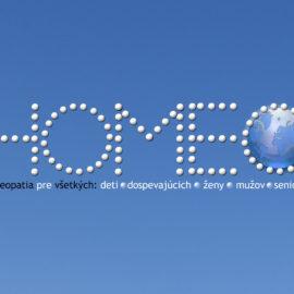 Pripravujeme novembrové číslo HOMEO magazínu