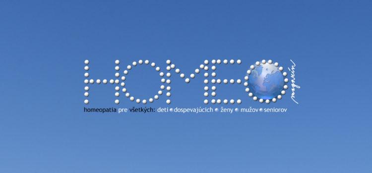 Pripravujeme marcové číslo HOMEO magazínu (01/2020)